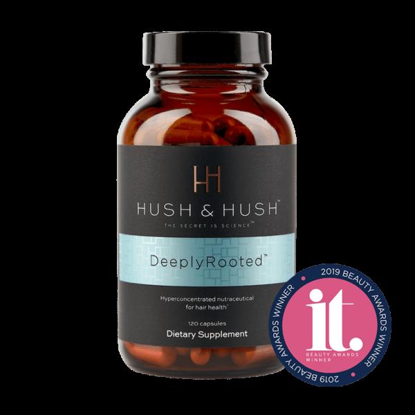 Hush & Hush DeeplyRooted Award-Winning IT Beauty Awards
