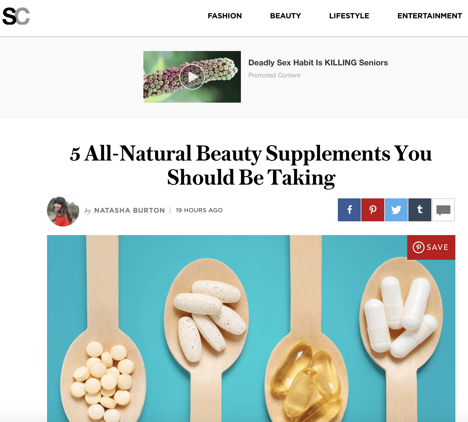 best beauty supplements stylecaster